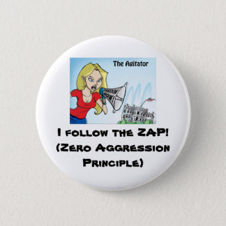 The Agitator ZAP Round Pin