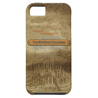The Ahmbren Chronicles iPhone5 Case