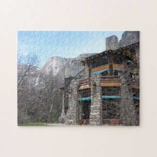 The Ahwahnee- Yosemite Jigsaw Puzzle