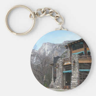 The Ahwahnee- Yosemite Key Ring