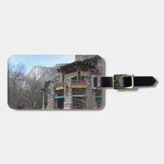 The Ahwahnee- Yosemite Luggage Tag