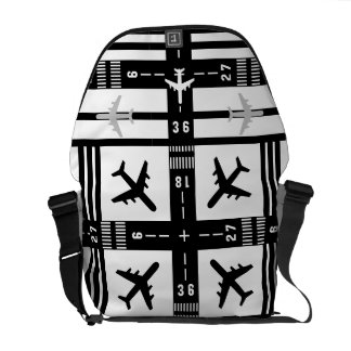 The Airplane Edition Courier Bag