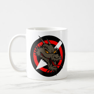 The Akkadian Times Dragon Coffee Mug