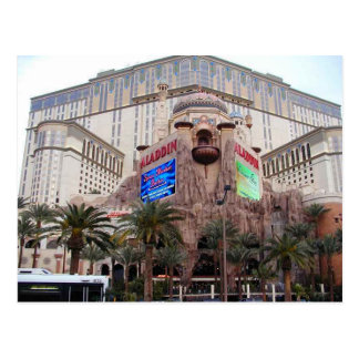 The Aladdin, Las Vegas Postcard