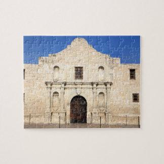 The Alamo Mission in modern day San Antonio, 3 Jigsaw Puzzle