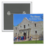 The Alamo San Antonio Texas Badges