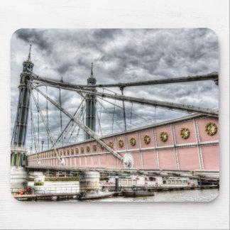 The Albert Bridge London Mouse Mat