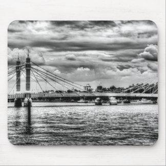 The Albert Bridge London Mousemat