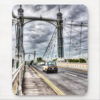 The Albert Bridge London Mousepad