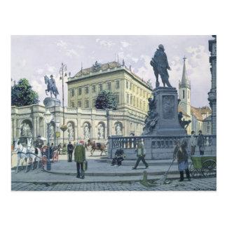 The Albertina, Vienna Postcard