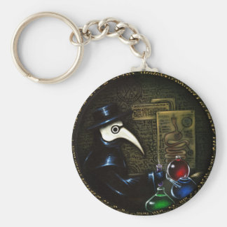 """The Alchemists Revenge"" Keychain"
