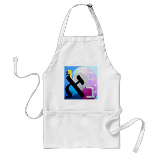 The Aleph Letter Aprons
