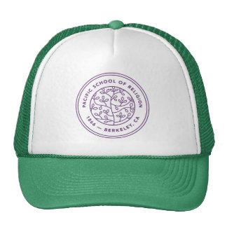 "The ""Alex H-W"" trucker hat with Crest"