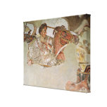 The Alexander Mosaic Stretched Canvas Prints
