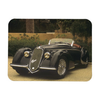 The Alfa Romeo 8C 2900B is a very rare and very Magnet