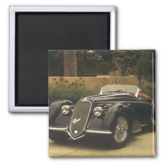 The Alfa Romeo 8C 2900B is a very rare and very Square Magnet