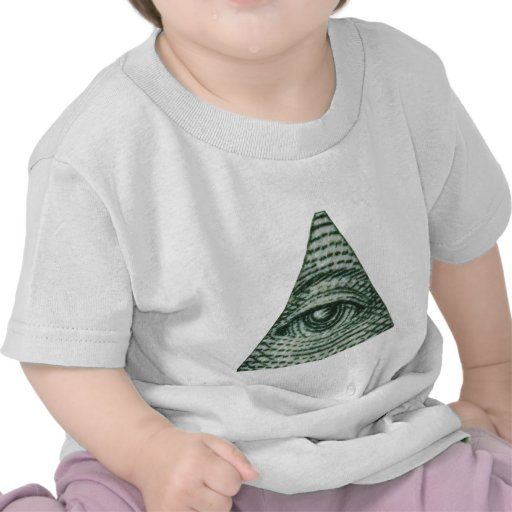 The All Seeing Eye Shirts