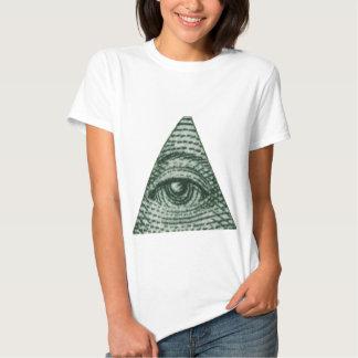 The All Seeing Eye Tshirts