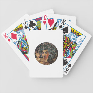 THE ALLURING STARE BICYCLE PLAYING CARDS