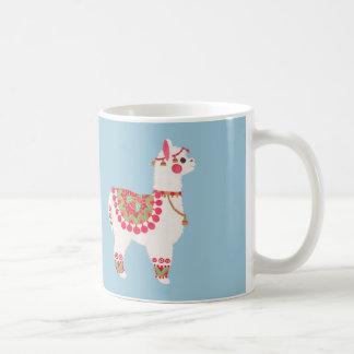 The Alpaca Basic White Mug