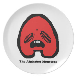 The Alphabet Monsters - A-