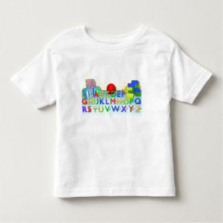 The Alphabet Shirt