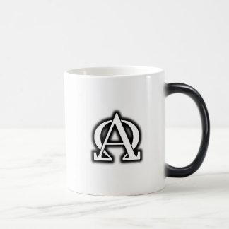 The AlphaOmega Specialty Mug