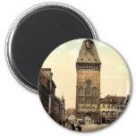The Altportel, Speyer, the Rhine, Germany rare Pho