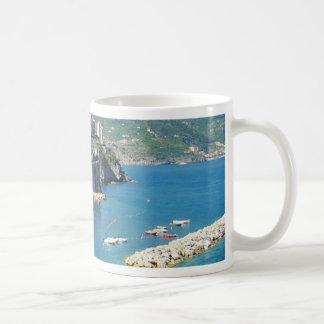 The Amalfi Vista Coffee Mug