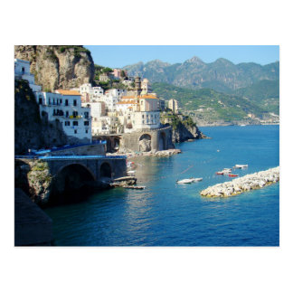 The Amalfi Vista Postcard