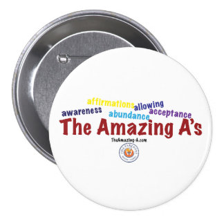 The Amazing A's button