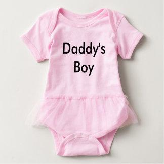 The Amazing Boy Tutu Baby Bodysuit