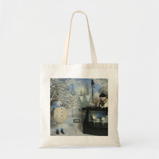 The Amazing Puppeteer Tote Bag