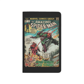 The Amazing Spider-Man Comic #122 Journal