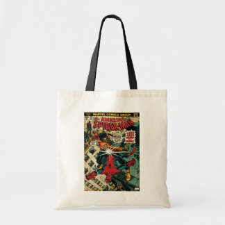 The Amazing Spider-Man Comic #123 Tote Bag