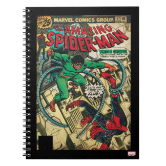The Amazing Spider-Man Comic #157 Notebook