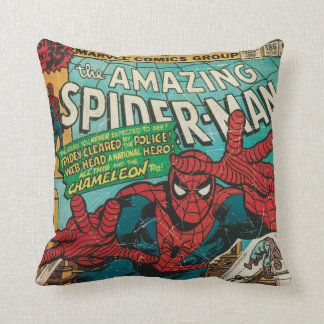 The Amazing Spider-Man Comic #186 Cushion