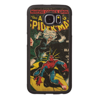 The Amazing Spider-Man Comic #194 Wood Phone Case