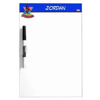The Amazing Spider-Man Graphic Dry Erase Board