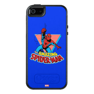 The Amazing Spider-Man Graphic OtterBox iPhone 5/5s/SE Case