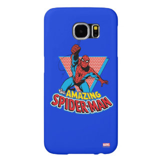 The Amazing Spider-Man Graphic Samsung Galaxy S6 Cases