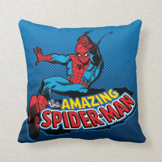 The Amazing Spider-Man Logo Cushion