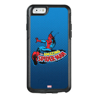 The Amazing Spider-Man Logo OtterBox iPhone 6/6s Case