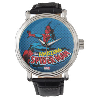 The Amazing Spider-Man Logo Watch