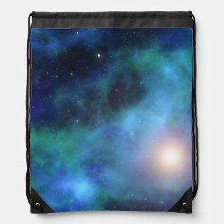 The Amazing Universe Drawstring Bag