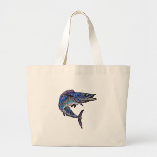 THE AMAZING WAHOO LARGE TOTE BAG