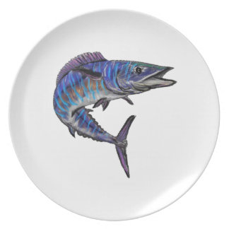 THE AMAZING WAHOO PLATE