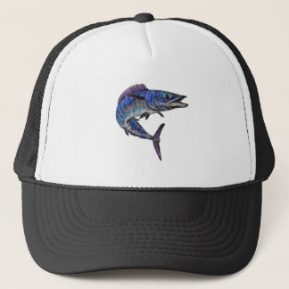 THE AMAZING WAHOO TRUCKER HAT