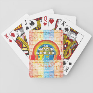 The Amazing World of Bitcoin Playing Cards