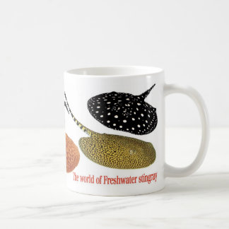 The Amazon fresh water thornback Coffee Mug